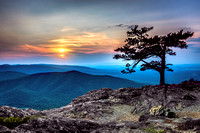 Blue Ridge Parkway - Jul 2014